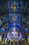 Wat Rong Sua 10 Стоковые Изображения RF