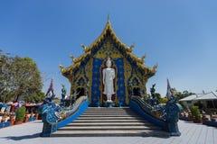 Wat Rong Sua Dziesięć Zdjęcie Royalty Free