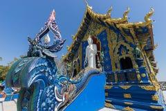 Wat Rong Sua Dziesięć Obraz Stock