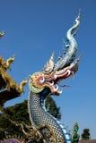 Wat Rong Sua Ten Photographie stock libre de droits