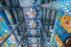 Wat Rong Sua Ten Image libre de droits