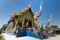 Wat Rong Sua Ten Royalty Free Stock Photography