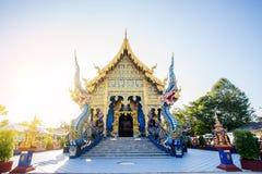 Wat Rong Suaten ist der allgemeine Tempel Lizenzfreies Stockfoto