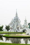 wat rongkhun in chiangrai Provinz Lizenzfreie Stockfotografie