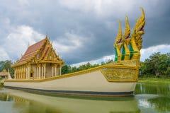 Wat Sa Prasan Suk-tempel Royalty-vrije Stock Afbeelding