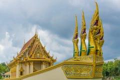 Wat Sa Prasan Suk-tempel Stock Afbeeldingen