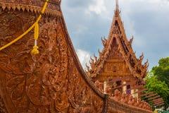 Wat Sa Prasan Suk temple. Wat Sa Prasan Suk temple at Ubon Ratchathani, Thailand Stock Images