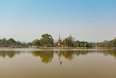 Wat Sa Si Stock Image