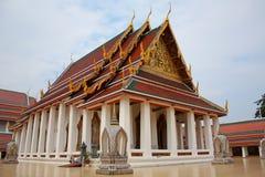 Wat Saket Royalty-vrije Stock Fotografie