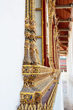 The Wat Saket also Golden Mount temple Stock Photo