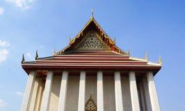 Wat Saket in Bangkok, Thailand Stockbilder