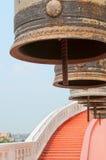 Wat Saket Bells Royalty Free Stock Images