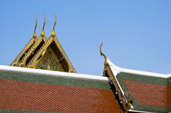 Wat Saket in Thailand Royalty-vrije Stock Fotografie