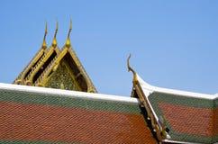 Wat Saket w Tajlandia Fotografia Royalty Free