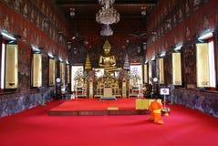Wat Saket, Wat Sakae in Bangkok, Thailand, Asia. Royalty Free Stock Photo