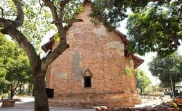 Wat Samanagoth Fotografía de archivo libre de regalías
