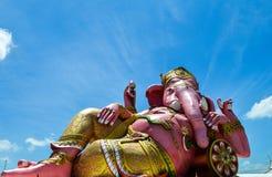 Wat Samarn in Tailandia 2 Fotografie Stock Libere da Diritti