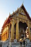 Wat samien висок nari буддийский в Бангкоке Таиланде Стоковые Изображения RF