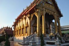 Wat samien висок nari в Бангкоке Таиланде Стоковые Изображения RF