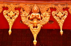 Wat Samma Chanyawat at bangkok Stock Photo
