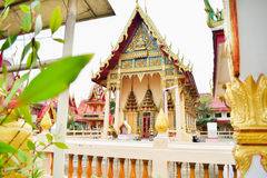 Wat Samorok Stock Photos
