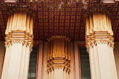Wat Sangkat Rattana Khiri, Uthai Thani - Tailândia Fotos de Stock Royalty Free