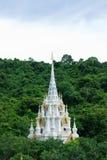 Wat Santi Khirikhet en Tailandia Imagen de archivo