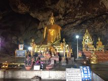 Wat-saphan tham krasae Stockbilder