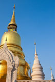 Wat Saun Dork, Chiang Mai, Thailand Royalty Free Stock Photos
