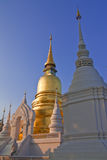 Wat Saun Dork, Chiang Mai, Thailand Stock Image