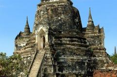 wat si Таиланда sanphet phra ayutthaya Стоковое фото RF