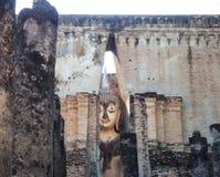 Wat Si Chum é um templo onde Phra Atchana imagens de stock