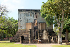 Wat Si Chum. Sukhothai Historical Park in Thailand Stock Photos