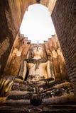 Wat Si Chum. Sukhothai Thailand Royalty Free Stock Photos