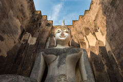 Wat Si Chum, Sukhothai, Thailand Stock Images