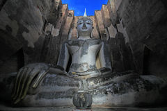 Wat Si Chum, tempio di Srichum Fotografie Stock Libere da Diritti