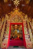 Wat Si Ping Mueng, Chiang Mai, Tailandia Imagen de archivo