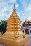 Wat Si Ping Mueng, chiang MAI, Thailand Stock Afbeelding
