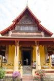 Wat Si Saket буддийское wat в Вьентьяне, Лаос стоковое изображение rf