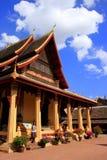 Wat Si Saket, Вьентьян, Лаос Стоковое Фото
