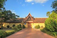 Wat Si Saket Royaltyfri Bild