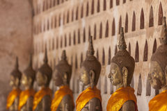 Wat Si Saket temple. Stock Photography