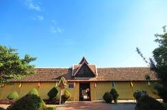 Wat Si Saket a Vientiane Immagini Stock