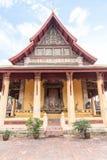 Wat Si Saket Vientiane, Laos Royaltyfria Foton