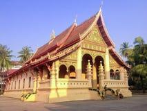 Wat Si Saket, Vientiane, Laos, Indochina stock afbeeldingen