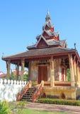 Wat Si Saketphoto konst Royaltyfri Fotografi