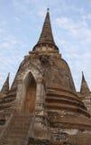 Wat Si Sanphet Thailand stock afbeeldingen