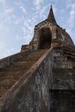 Wat Si Sanphet Thailand. Pagoda of Wat Si Sanphet Thailand Royalty Free Stock Photos