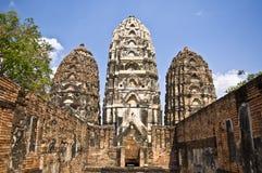 Wat Si Sawai Stock Image
