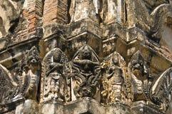 Wat Si Sawai royalty free stock photo